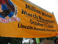 Million Worker March