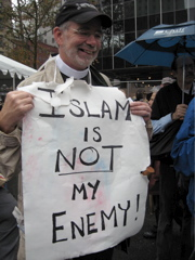 Islam is not my enemy!