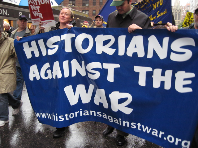 Historians Against the War